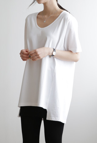 [P] 로아프 반팔 티셔츠 P_T6077